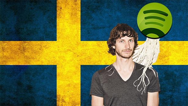 Suecia y Gotye nos revelan las pistas de cómo será el futuro de la industria musical