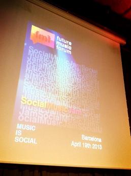 Lo mejor del «Social Music Jam» Barcelona 2013