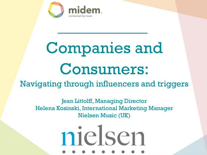 Informe Nielsen Influencias en Compañías y Consumidores 2012