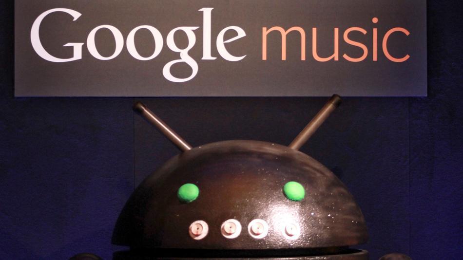 Google Music a punto de lanzarse
