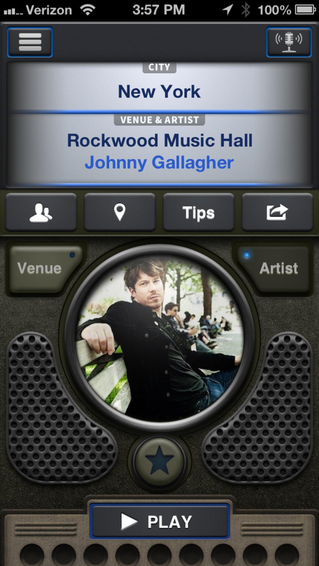 Kanye West y Lady Gaga transmiten recitales a tu iPhone con Spacebar