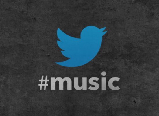 Twitter #Music disponible en España