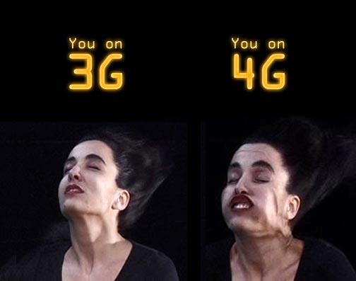 El streaming será uno de los servicios que más se beneficiará de la red 4G
