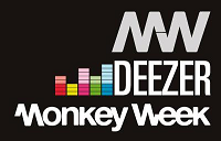 Deezer Monkey Week confirma alianza con el Festival Nuevas Bandas de Venezuela