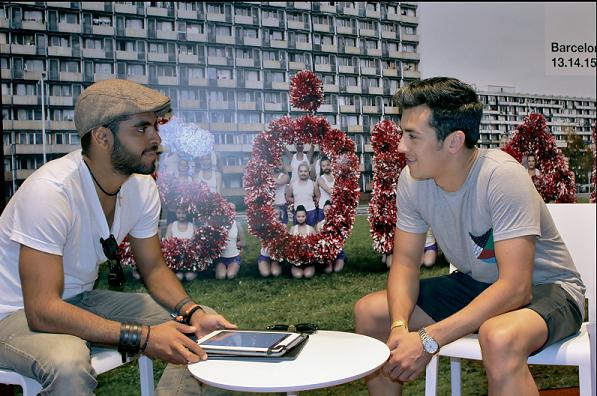 Entrevista Javier Perez adidas originals II