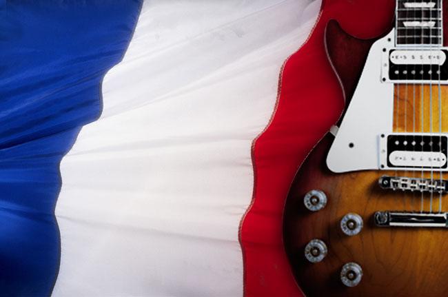 En Francia caen las ventas de música y el streaming crece sólo el 2%