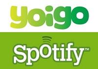 Spotify termina su acuerdo con Yoigo