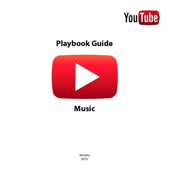 youtube music book