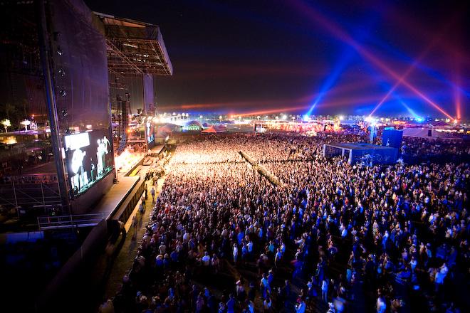 Los festivales impulsan el consumo de música y con ello la piratería