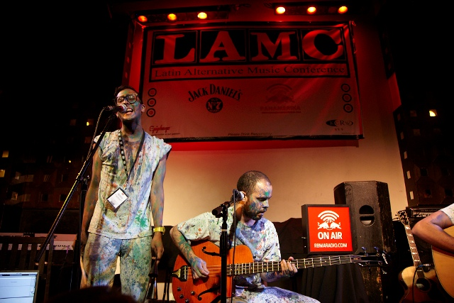 LAMC 2013: el impacto de la musica de habla hispana en USA