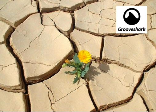Grooveshark cierra acuerdo con Sony / ATV