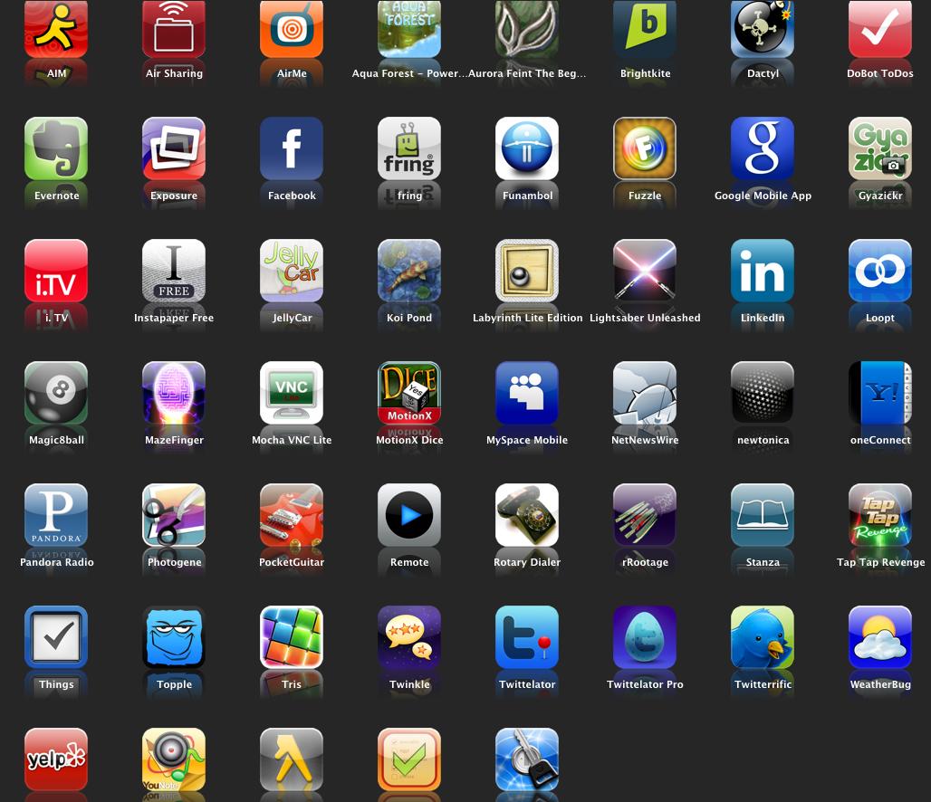 Infografía: Cuánta gente usa apps?