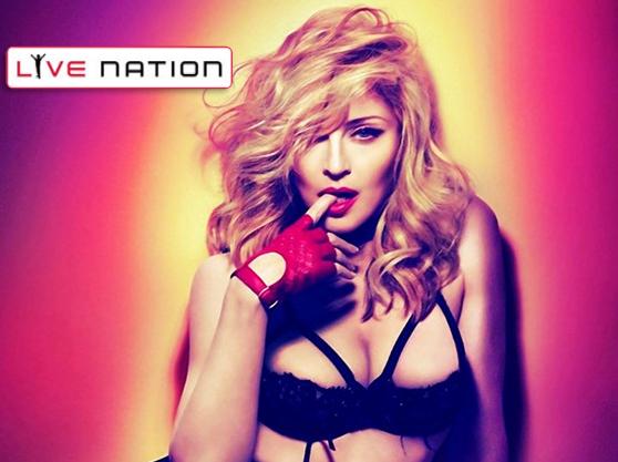 Live Nation y Madonna nos muestran la importancia de los contratos 360