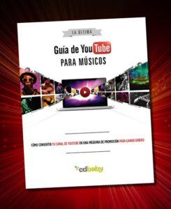 Guía música Youtube