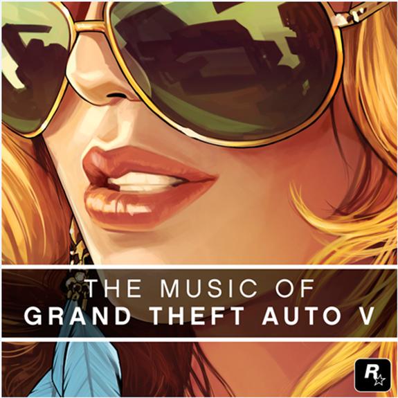 GTA V music