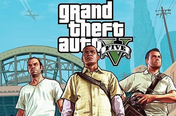 Gran Theft Auto 5 en iTunes, Spotify y Deezer