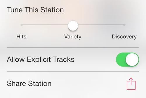 Tune this Station itunes radio