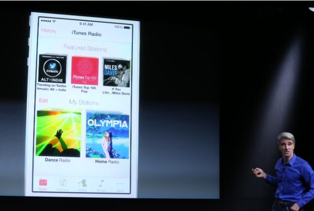 iTunes Radio disponible a partir del 18 de septiembre