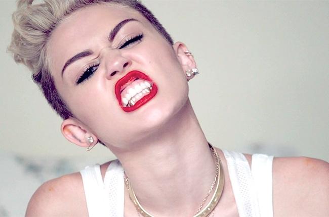 Miley Cyrus capitalizó más de 400 mil nuevos fans luego de los VMA