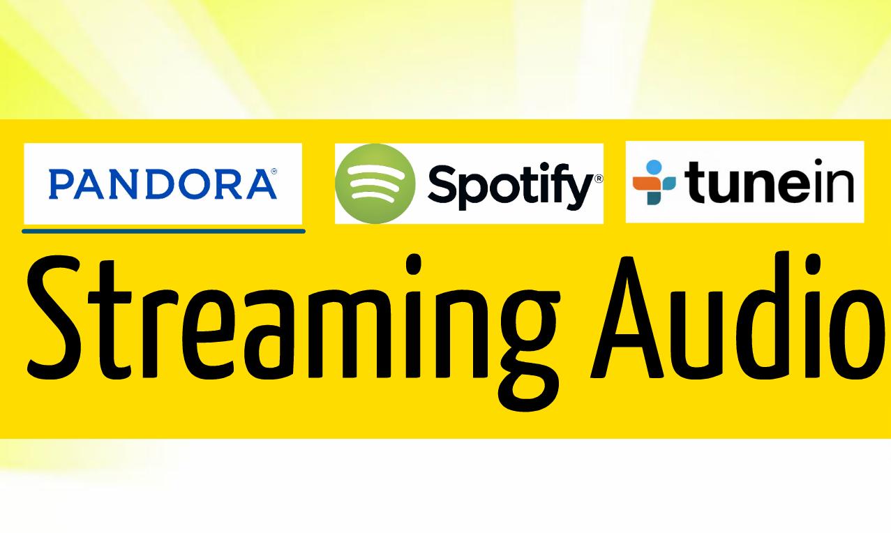 Pandora, Spotify y TuneIn unen fuerzas para investigar la radio por internet