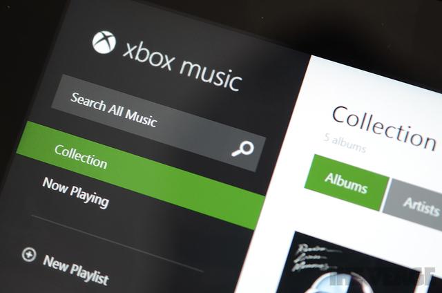 Xbox Music disponible en iOS y Android
