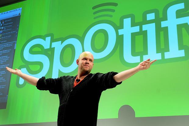 Daniel-EK-de-Spotify
