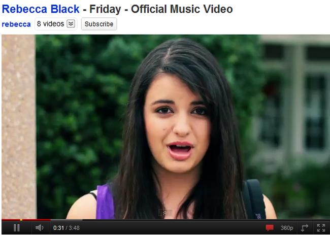 Menos del 1% de los vídeos en Youtube se vuelven virales