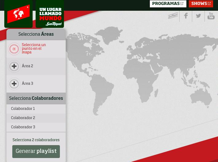 San Miguel estrena una nueva aplicación musical en Spotify