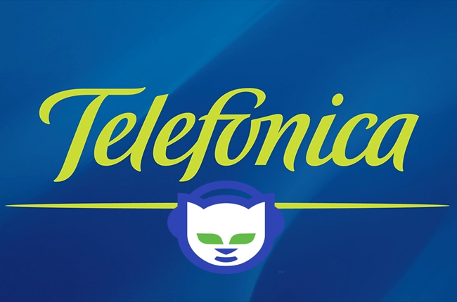 Telefónica adquiere parte de Rhapsody International e impulsará Napster