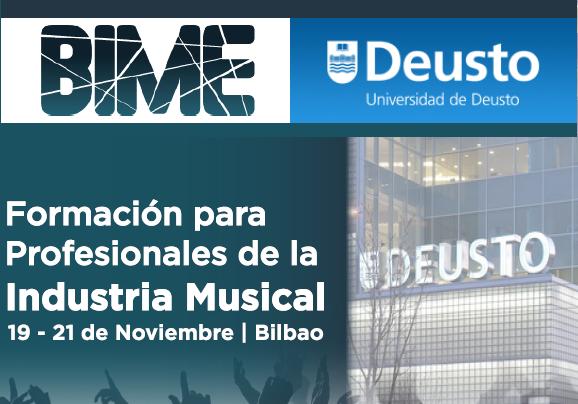 BIME y la Universidad de Deusto presentan cursos para profesionales