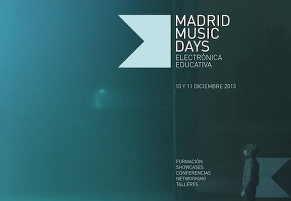 Nace Madrid Music Days: El conocimiento al servicio de la música electrónica