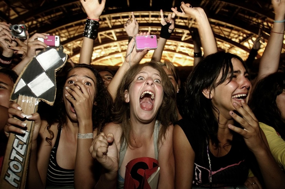 7 formas en que las marcas pueden capitalizar la ansiedad social de los millennials en los festivales