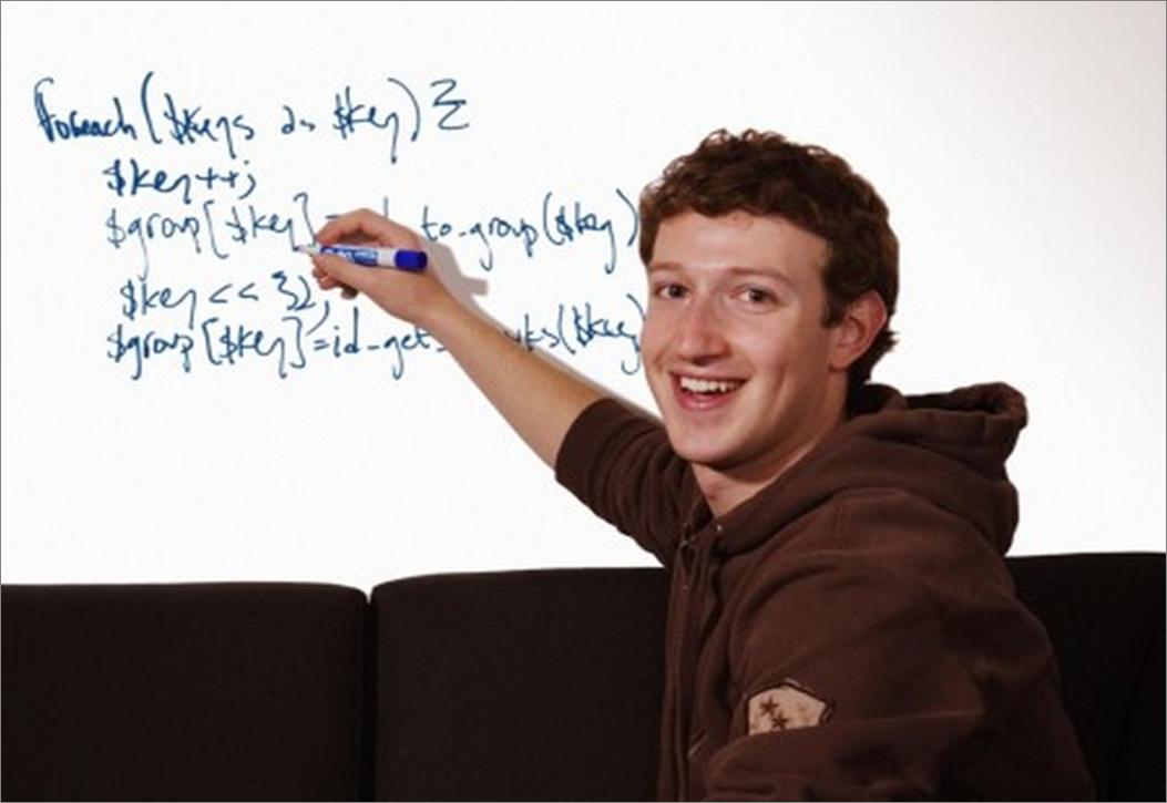 Si como artista sólo utilizas Facebook, estás en problemas