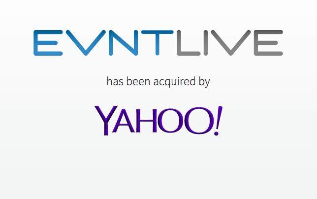 Yahoo compra la plataforma de conciertos en streaming Evntlive
