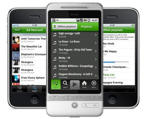 Spotify lanzará una versión móvil gratis