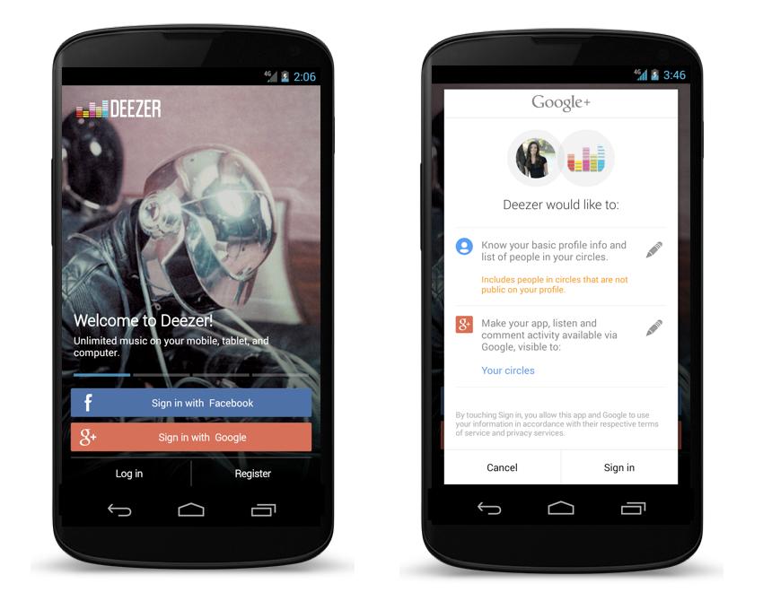Google mejora ampliamente la conversión de pago en Deezer