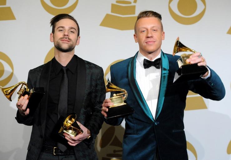 Macklemore & Ryan Lewis - Grammy