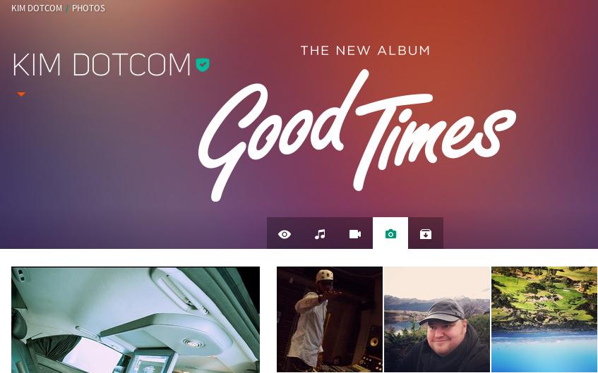 Ya se puede probar Baboom, el nuevo servicio de música de Kim Dotcom