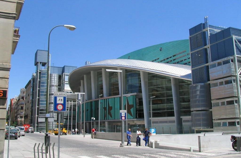 Live nation y octagon administrar n el palacio de deportes de madrid industria musical - Pabellon de deportes madrid ...