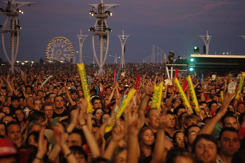 Rock in Río suspende sus citas en Madrid y Buenos Aires para 2014
