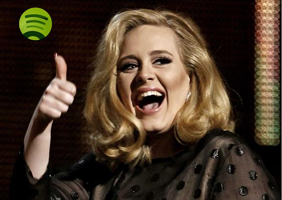Spotify revela la fórmula de una canción de amor pefecta