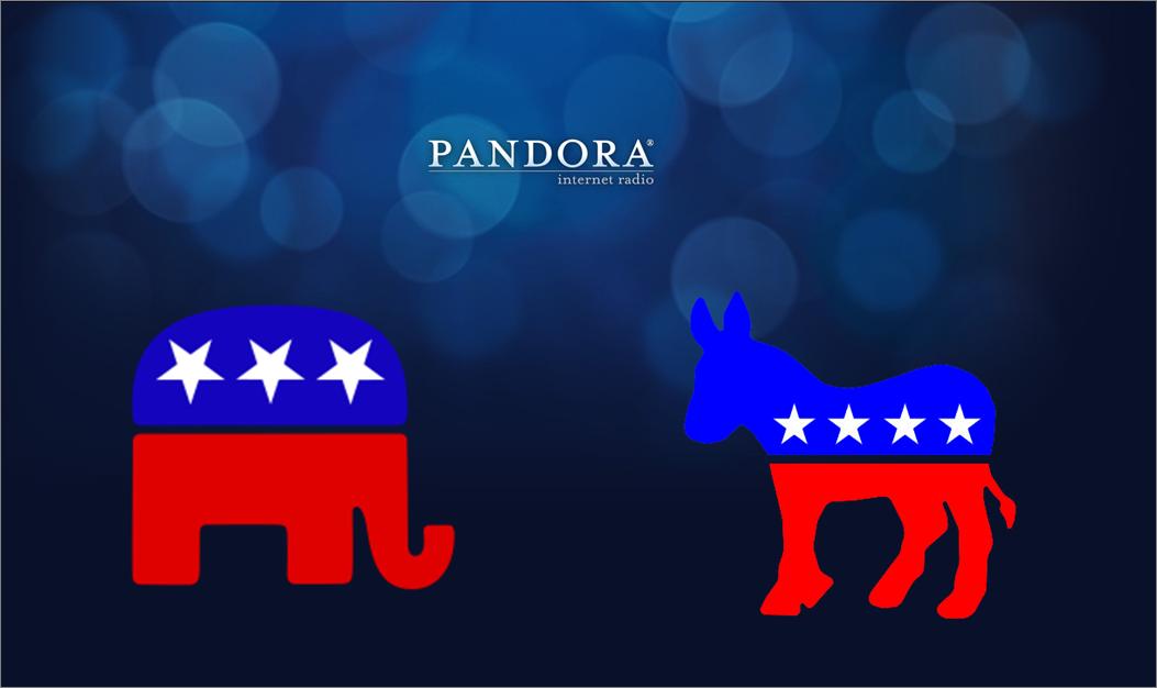 Pandora entra en la publicidad política a través del big data