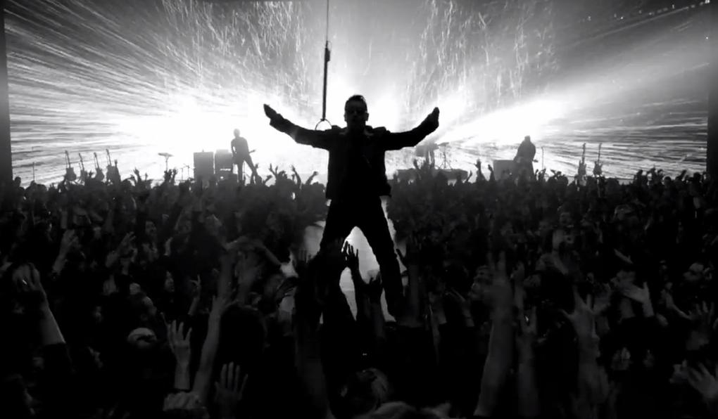"""""""Invisible"""" de U2 recaudó 3 millones de dólares en 36 horas"""