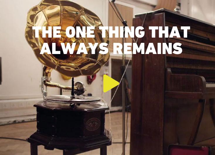 90 segundos de homenaje a la historia de la música grabada
