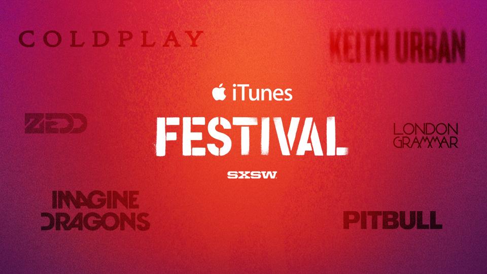 iTunes Festival llega a los Estados Unidos.