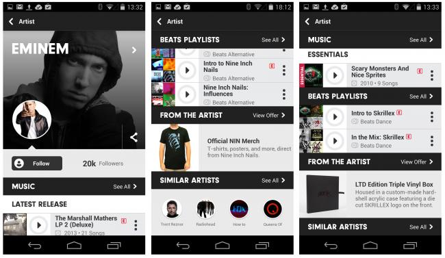 Beats Music vende la plataforma de ecommerce de Topspin