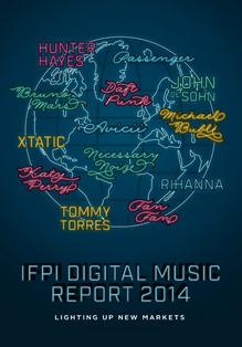 IFPI DMR 2014