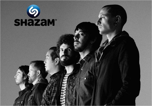 Warner Bros se alía con Shazam para lanzar lo nuevo de Linkin Park
