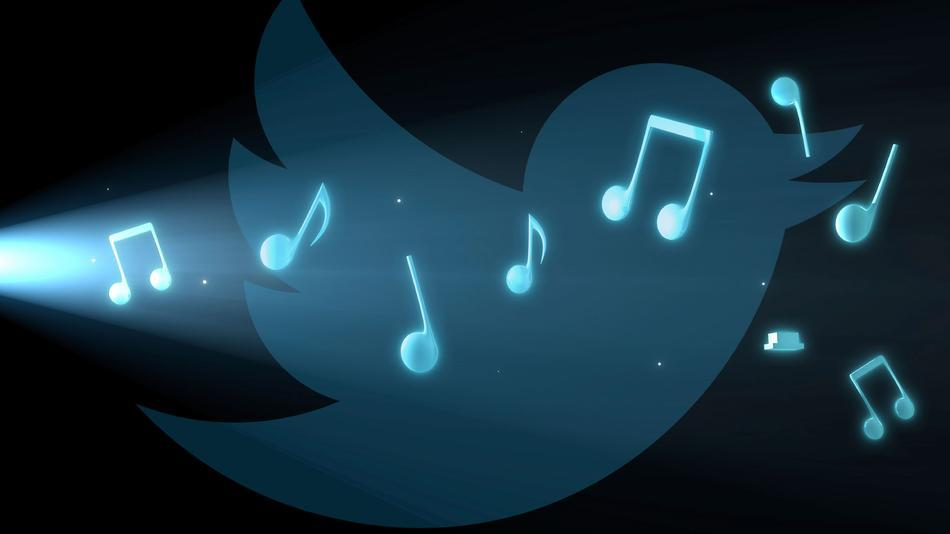 ¿Qué hace más efectivos los tweets en la música?