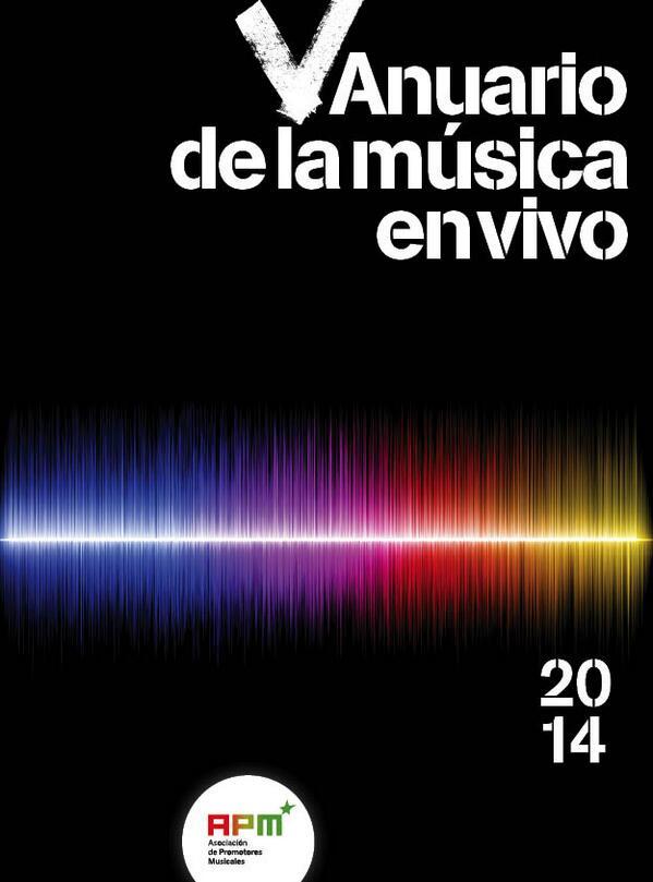 La facturación de la música en vivo en España cayó un 28,6%